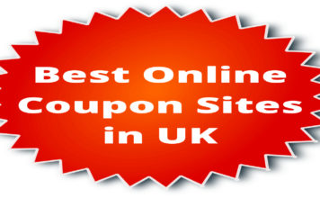 coupon sites in UK
