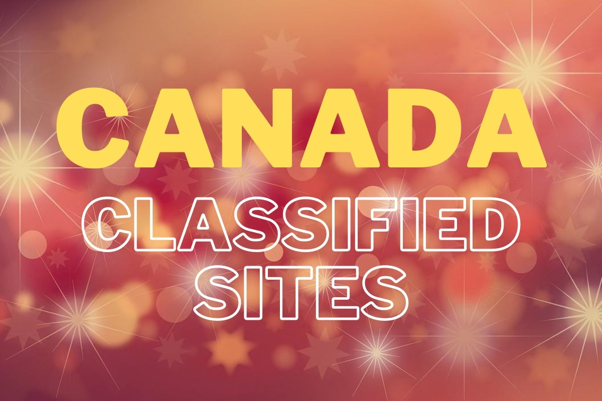 Canada Free Classifieds Sites List