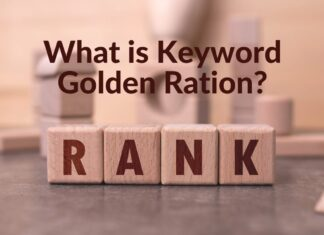 What is Keyword Golden Ration