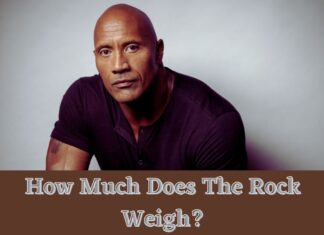 How Much Does The Rock Weigh