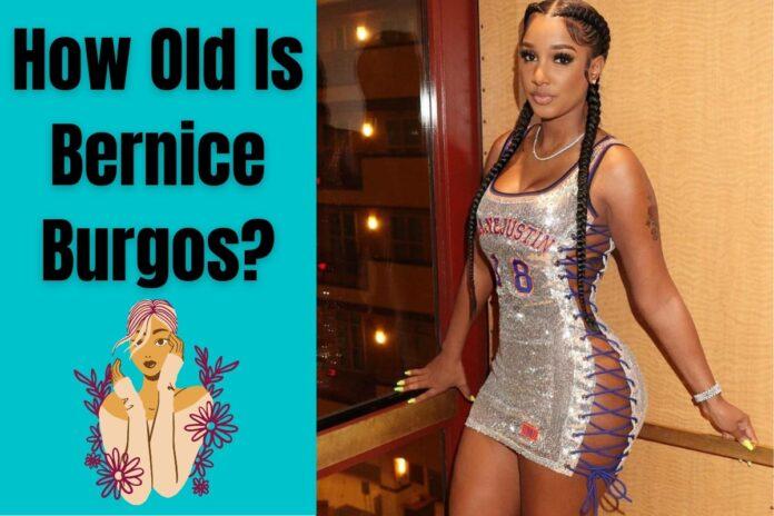 Bernice Burgos Age