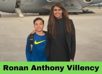 Ronan Anthony Villency