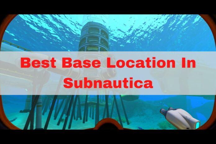 subnautica best base locations