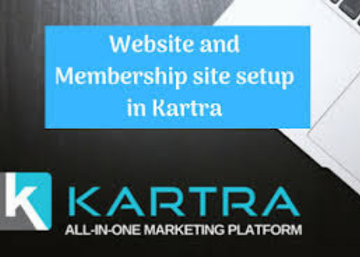How To Use Kartra For Making A Website