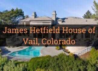 James Hetfield House