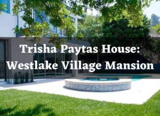 Trisha Paytas House