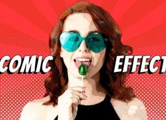 maximize a cartoon filter effect